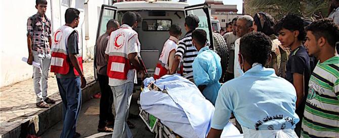 Yemen, Msf racconta: gli ospedali chiedono sangue e sacchi per cadaveri