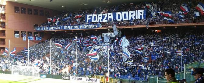 Genova, albanese armato semina il panico prima di Sampdoria-Udinese