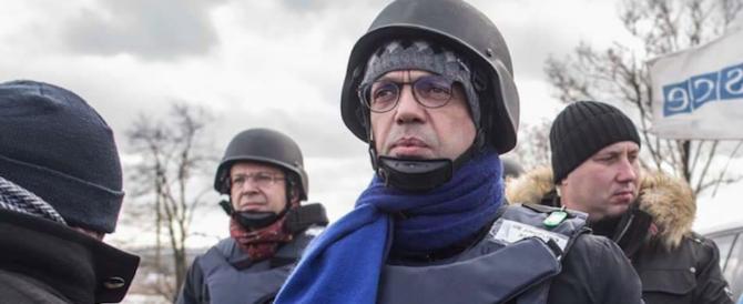 """Alfano sfiora il ridicolo e parla come Napoleone: """"Abbiamo sconfitto l'Isis"""""""