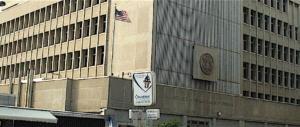 L'ambasciata Usa a Gerusalemme nel giorno dell'indipendenza d'Israele