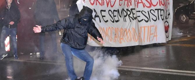 L'ira dei poliziotti contro gli antagonisti: «Non sono antifascisti ma criminali»
