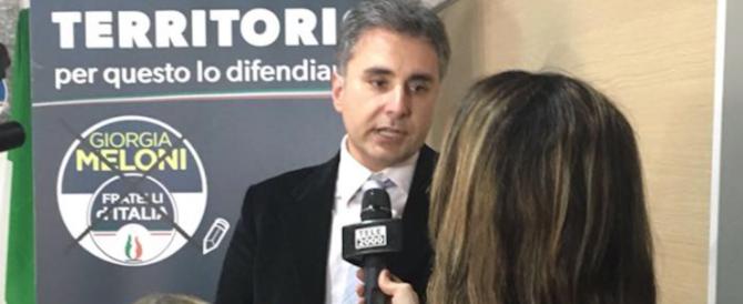 """Baldelli (FdI) stana la Morani e il Pd: """"Confronto pubblico prima del 4 marzo"""""""
