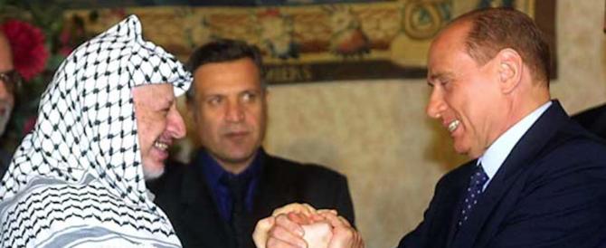 """Nei diari segreti di Arafat c'è anche Berlusconi. Ghedini: """"Bufala elettorale"""""""