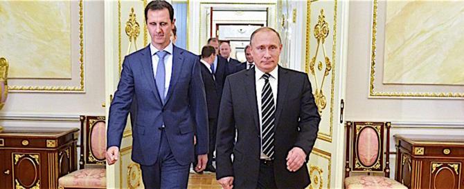 La Russia al fianco di Assad contro Isis e ingerenze straniere in Siria