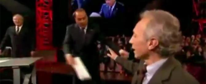 """Travaglio ci riprova: """"Berlusconi mafioso"""". E si becca la super-querela"""