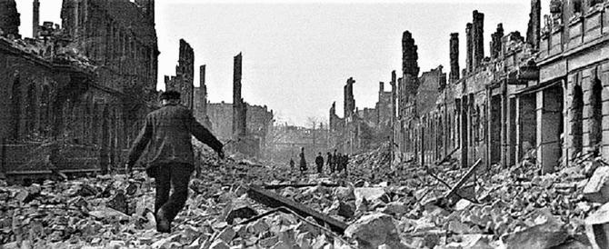 A Dresda gli alleati vollero distruggere l'identità culturale tedesca (video)