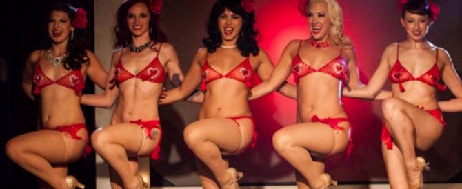Tumore al seno: dal burlesque la terapia che non ti aspetti