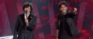 Sanremo: il brano di Ermal Meta e Fabrizio Moro resta in gara (video)