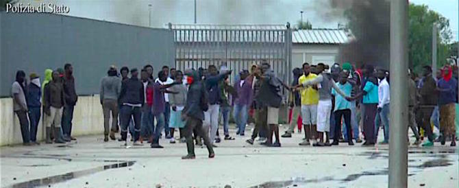 Rissa sanguinosa tra nigeriani nel Centro di accoglienza, un arresto