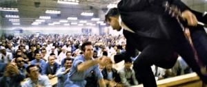 """""""Jailhouse rock"""" al carcere Pagliarelli: come Johnny Cash a Folsom prison"""