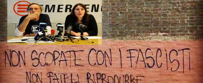 """La """"pacifista"""" Cecilia Strada: """"Non scopate con i fascisti, si riproducono"""""""