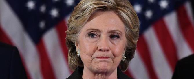 """La Clinton non si rassegna e torna in campo per le elezioni di """"mid term"""""""