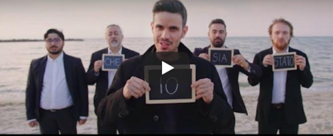 Sanremo, vola la canzone del congiuntivo sbagliato. E tutti pensano a Di Maio… (video)