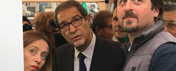 Fratelli d'Italia, nella Sicilia di Nello Musumeci si punta all'8 per cento