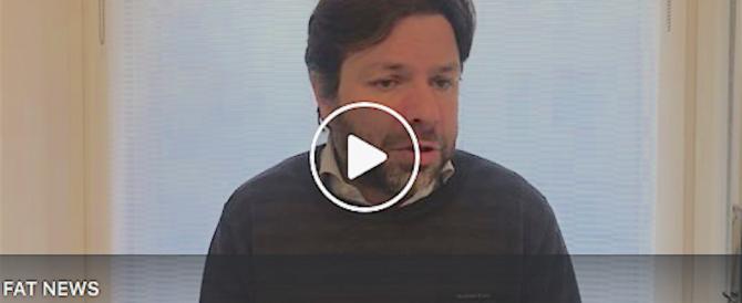 Il deputato M5S spende 46mila euro in pasti. «Ma agli italiani che interessa?» (video)