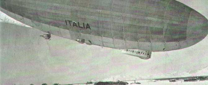 Dirigibile Italia: un erede del comandante Nobile prepara una spedizione al Polo Nord
