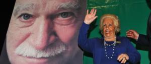 Donna Assunta Almirante: «La Fiamma di Giorgio, una lezione per tutti»