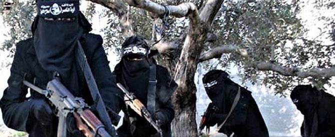 Lo Stato islamico in agonia ovunque butta anche le donne in prima linea