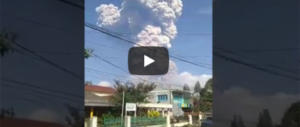 Sinabung come Pompei: si risveglia dopo 4 secoli, eruzione alta 5 km (video)