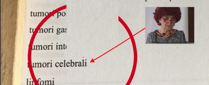 """Ennesimo strafalcione targato Fedeli. Per il Miur i tumori sono """"celebrali"""""""
