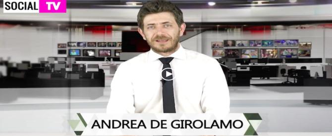 Secretati i verbali dell'ex di Giulia Sarti: produceva fake news per M5s (video)