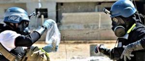 La Turchia avrebbe usato i gas tossici nell'invasione della Siria