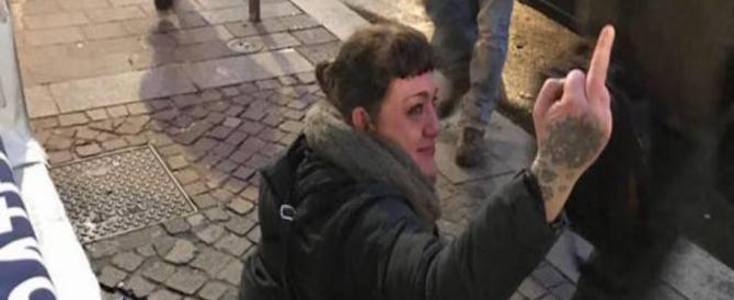 Assalto al gazebo di Fratelli d'Italia a Milano: ecco come sono stati scoperti