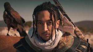 Il rapper italo-tunisino Ghali