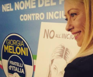 """Noi non tradiamo"". L'intervento di Giorgia Meloni all'Adriano (video)"
