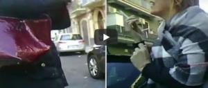 Bari, la moglie del boss prende a schiaffoni la giornalista Rai (video)