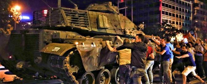 Turchia, altri 64 ergastoli per il fallito golpe contro Erdogan del luglio 2016