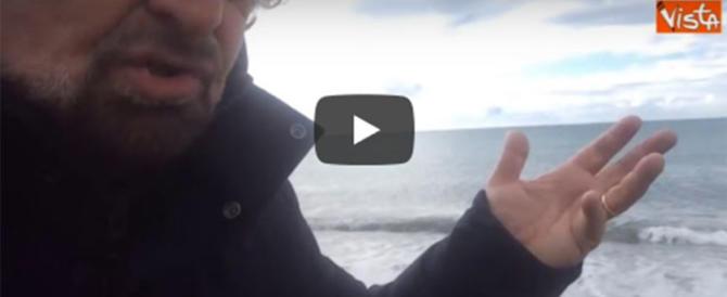 """Grillo dice finalmente la verità: """"Siamo i peggiori, votate per noi"""" (video)"""