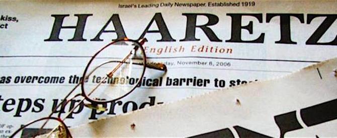 """""""Haaretz"""" se la prende con la lobby delle armi Usa: ma siete antisemiti?"""