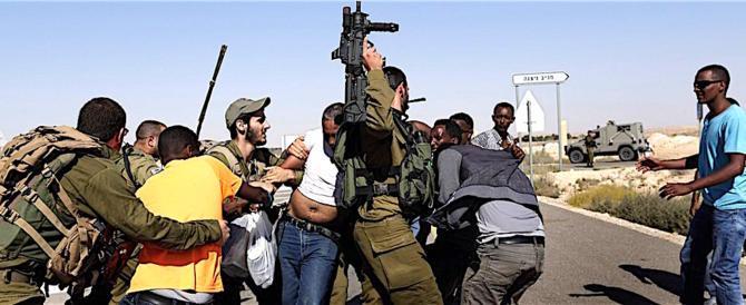 Israele ai clandestini: dovete scegliere tra arresto e deportazione