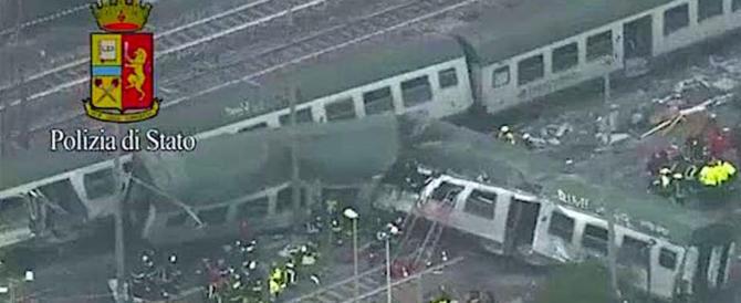 Incidente ferroviario di Pioltello, la tavoletta di legno era lì da mesi