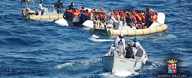 Boom di richieste d'asilo in Italia: accettate quasi la metà delle domande