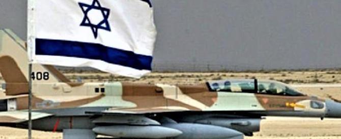 Israele intercetta un drone iraniano ma perde il suo F16 abbattuto dai siriani