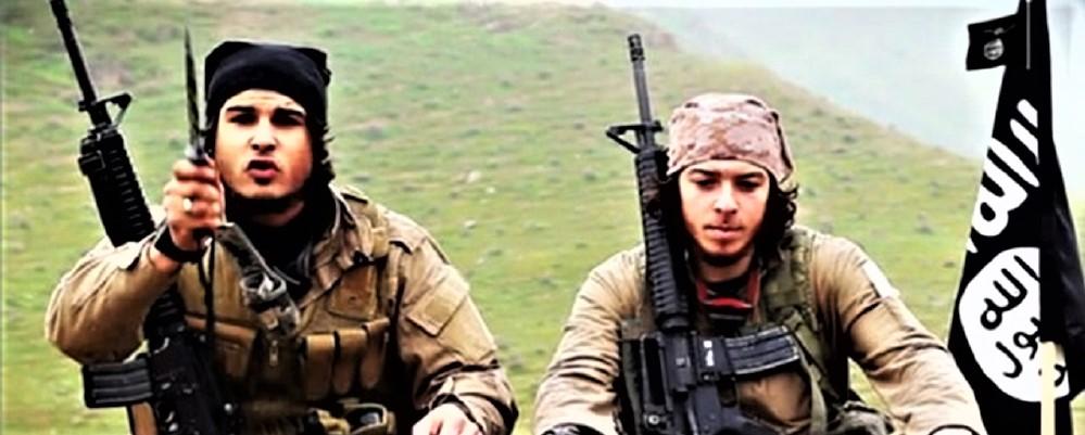 Risultati immagini per jihadisti francesi