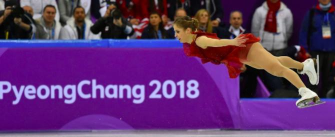 Olimpiadi invernali, intramontabile Karolina Costner: porta le azzurre in finale