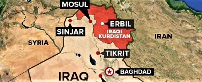 Baghdad ha isolato il Kurdistan iracheno: non si può entrare né uscire
