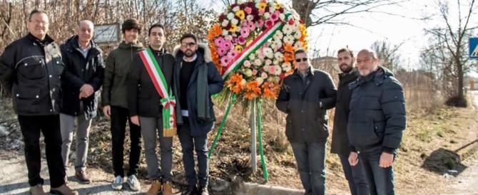 L'Aquila, intitolata una rotonda ai martiri delle Foibe e agli esuli italiani