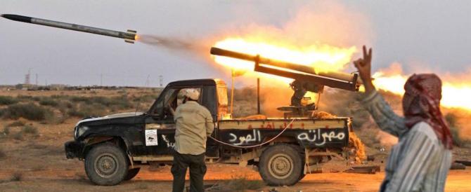 Solo nella nostra alleata Libia l'Isis non è stato ancora sconfitto: altri scontri