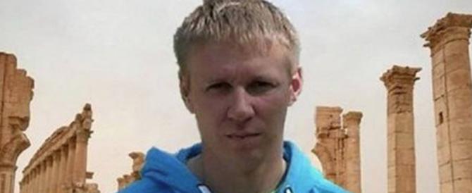"""Il pilota russo catturato dall'Isis si fa esplodere: """"Questa è per voi"""" (video)"""