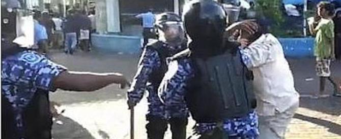 Stato d'emergenza alle Maldive: arrestato il presidente della Corte suprema