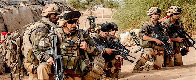 Mali, due soldati francesi uccisi nell'esplosione del veicolo blindato