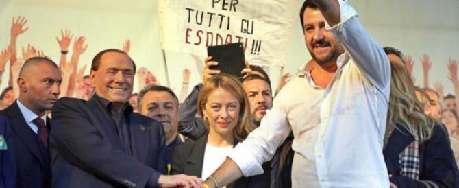 Centrodestra, manifestazione unitaria a Roma: «Insieme per vincere»