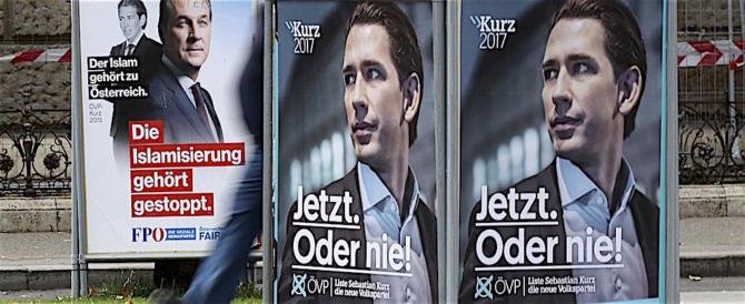 Non solo Trump: anche in Austria la stampa si schiera contro la destra