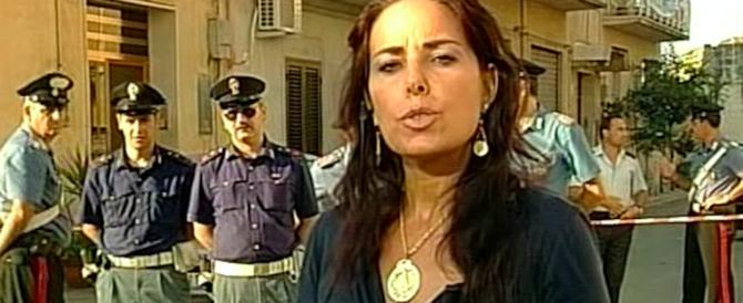 Bari, inviata del Tg1 aggredita dalla moglie di un boss