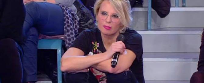 """Il lavoro? In Italia lo crea solo Maria De Filippi, con """"Uomini e donne""""…"""