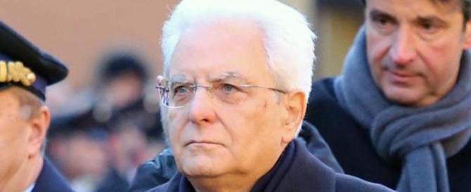 Foibe, lettera a Mattarella: «Non hai ricevuto i parenti delle vittime»